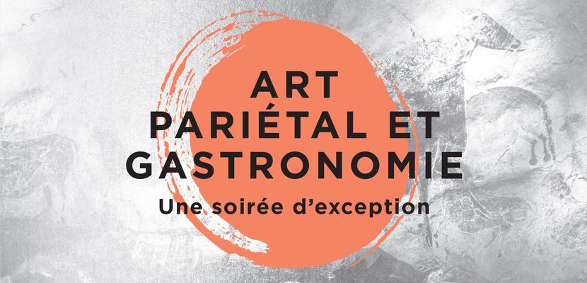 Soirée Art Pariétal et Gastronomie